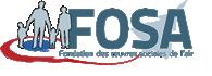 logo de la Fondation des Oeuvres Sociales de l'Air (FOSA)