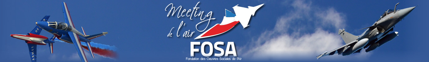 Meeting de l'Air de la FOSA